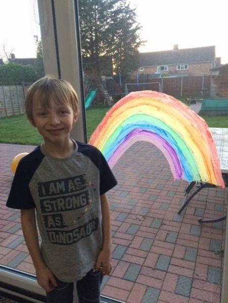 Albert-rainbow