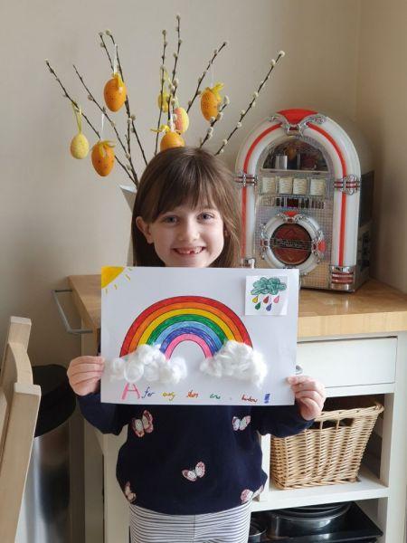 Poppy-rainbow