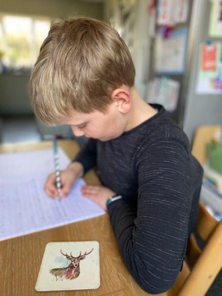 Finley-Handwriting
