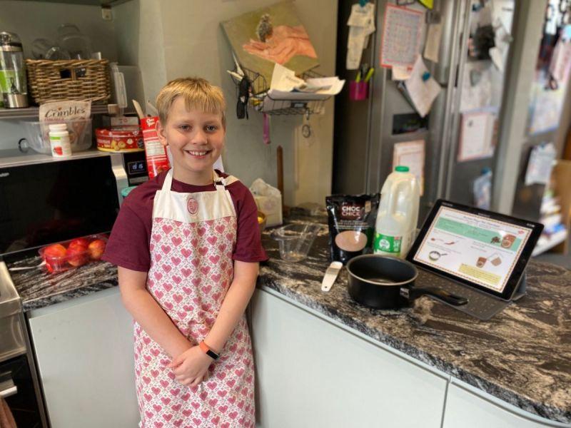 Finley-baking