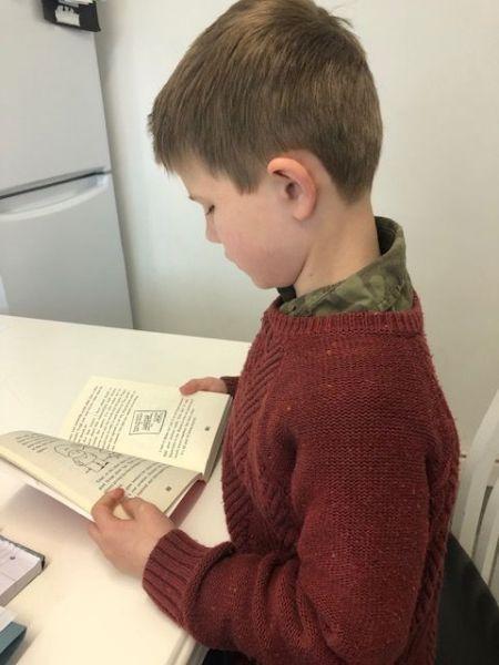 Jack-reading