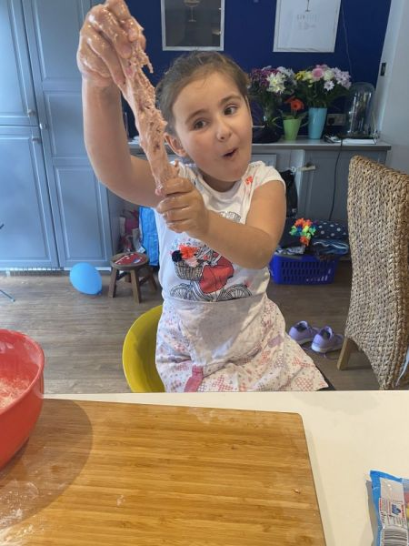 Phoebe-cooking